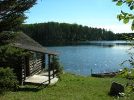 Greyowls_cabin_ajawaan_lake
